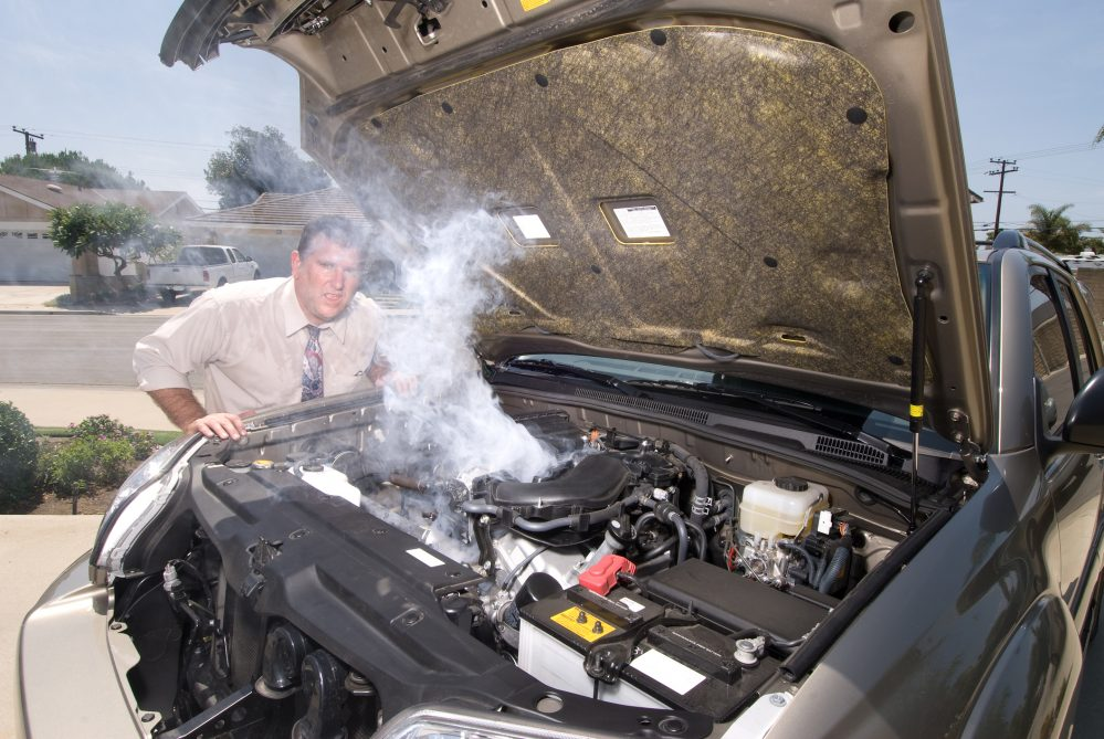overheating engine